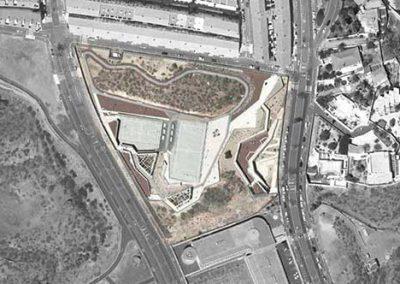 Centro deportivo y de ocio Los Cardones